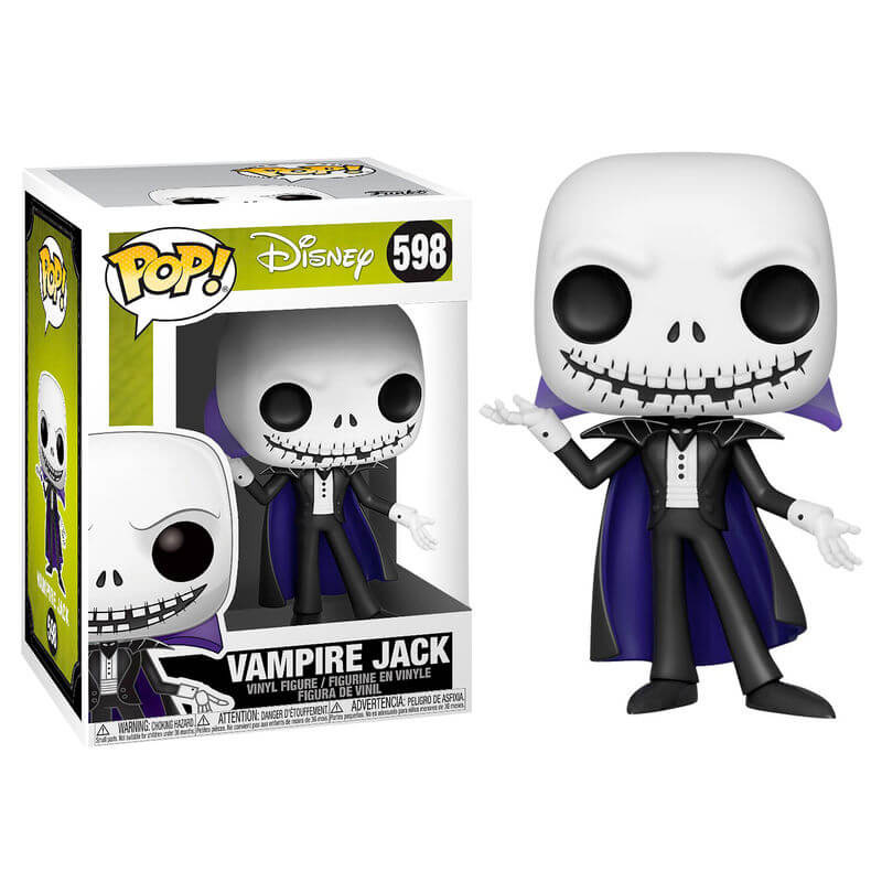 The Nightmare Before Christmas funko pop bolígrafo como regalo